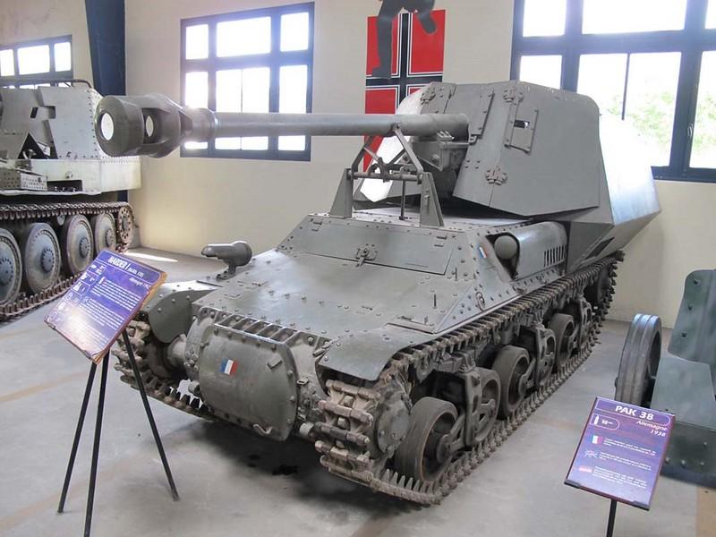 SdKfz 135 Marder I 1