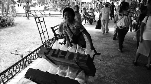 Musician. Mérida, Yucatán 2017
