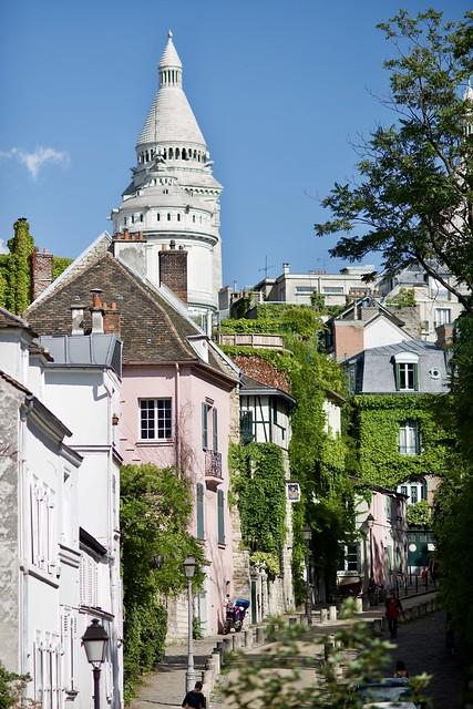 Monmartre - Château d'eau