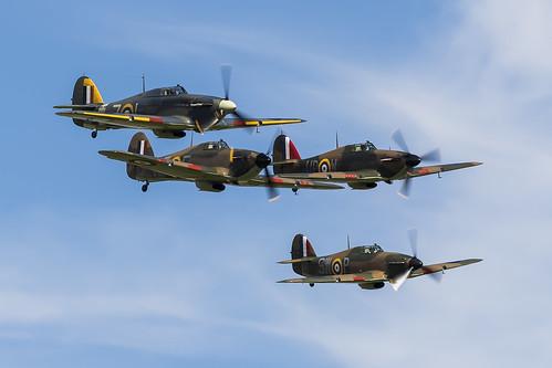 Hawker Hurricanes - 8 | by NickJ 1972
