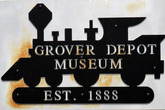 The Grover Depot Museum