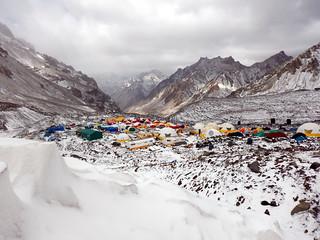 Campamento Base Plaza de Mulas