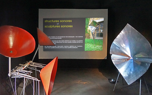 L'exposition Supersonic (MùSIC, musée des instruments de Céret)