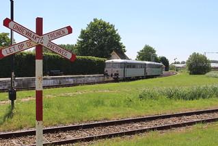 Het treintje | by Marijke van der Waard