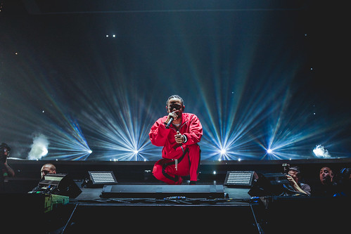 Kendrick Lamar: The DAMN. Tour @ TD Garden (Boston, MA) | by kennyysun