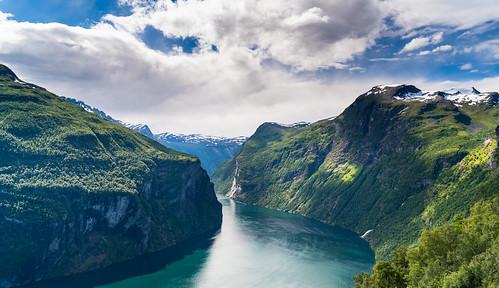 Geirangerfjord | by dan.kristiansen