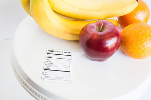 Fruit and Nutrition - Eating Healthy - Nutrition Label | by factsfood_15