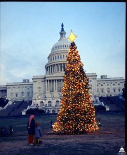 1968 U.S. Capitol Christmas Tree | by USCapitol