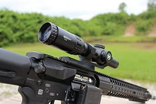 Vortex Optics Strike Eagle 1-6 x 24 AR-BDC Reticle review   by mugambo12