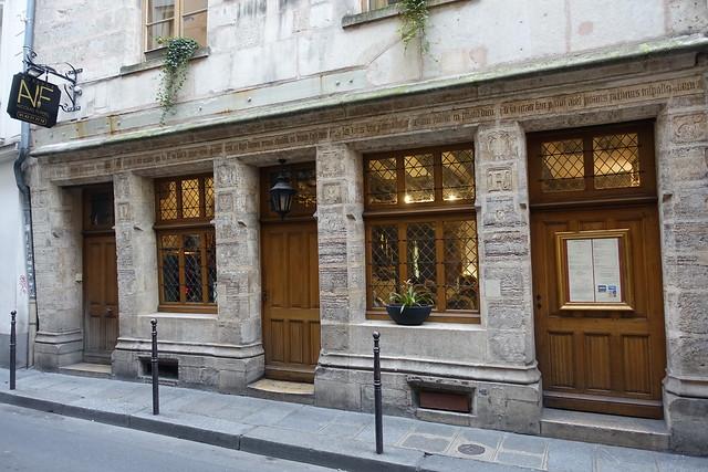 Auberge de Nicolas Flamel @ Paris