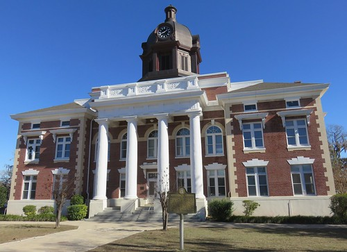 georgia ga courthouses countycourthouses usccgamontgomery montgomerycounty mountvernon alexanderblair 1900s 1909 northamerica unitedstates us