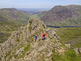 Snowdonia Scrambling | by Hill Explorer