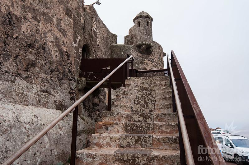 Castillo de Santa Bárbara - Museo de la piratería