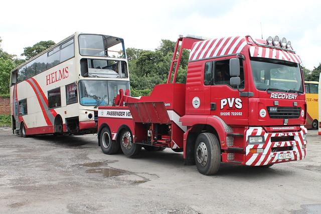 PVS & Helms T38KLD