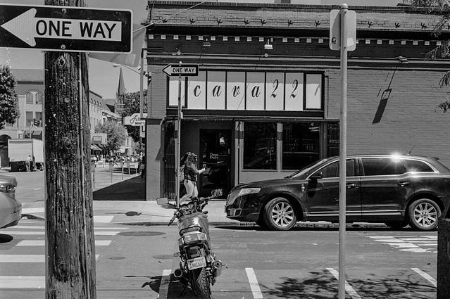 Bartlett Street, San Francisco