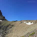 Ridgeline off Mt. Reynolds