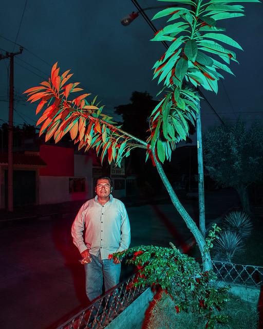A Stranger, Decor,setting,scenery,surroundings, Tuxtla, Chiapas, Mexico,2016