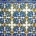 Azulejos do claustro do Convento dos Loios