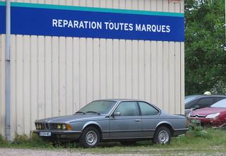 BMW 6-Series   by Spottedlaurel