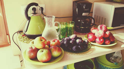 Friday's fruits and coffee :) | by Lizard Media