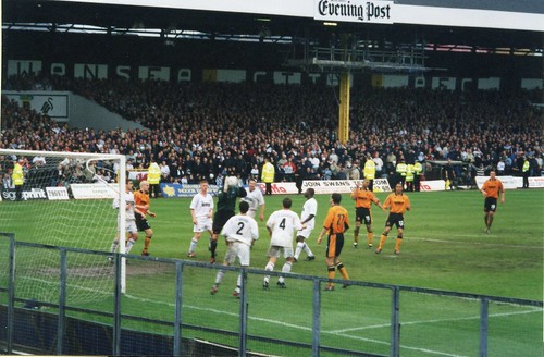 Swansea City v Hull City 2003