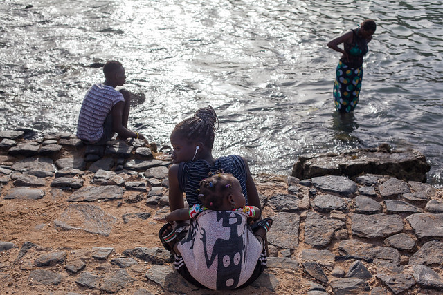 Mother and Baby, Gorée Island