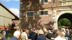 10. September 2017 - 15:43 - Besichtigung von Haus Brock zum Tag des Denkmals 2017, angeboten vom Heimat- und Kutlurkreis Roxel