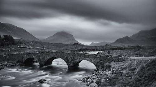 Sligachan Old Bridge | by Rainer Albrecht