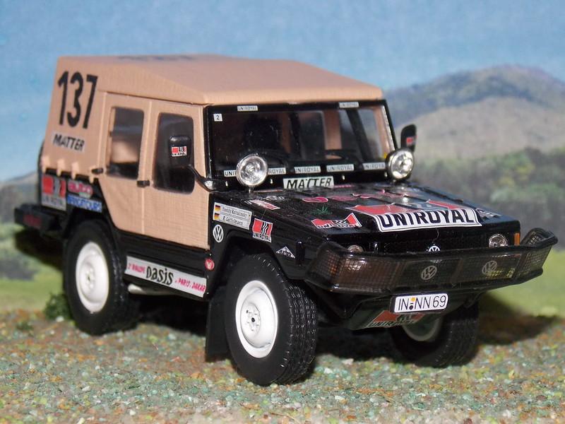 VW Iltis – Dakar 1980