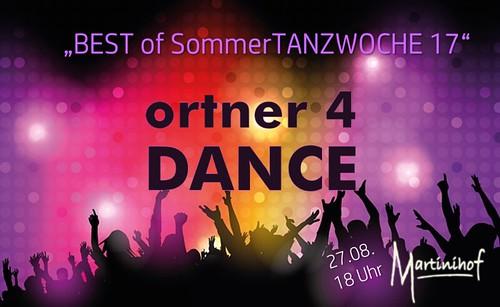 2017 SommerTANZWOCHE BEST OF