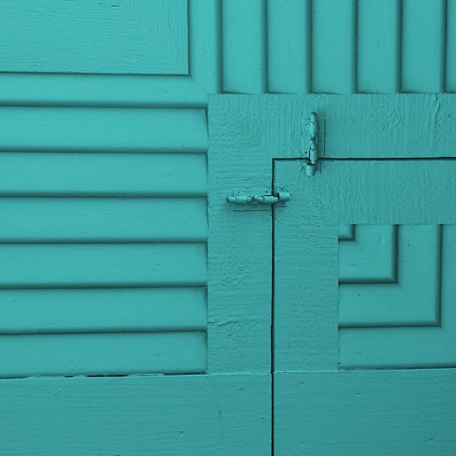 turquoise quad