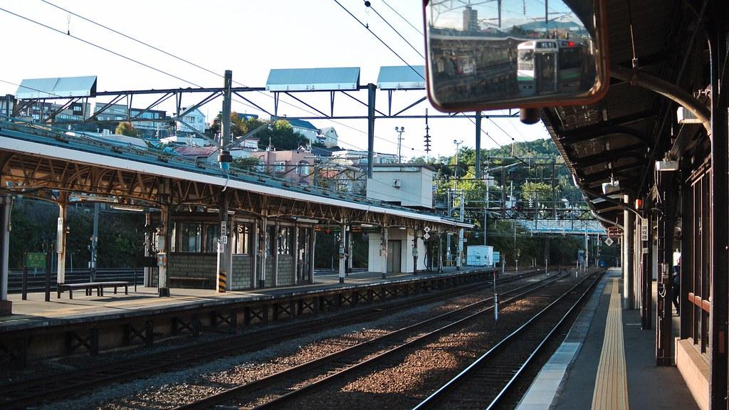 OTARU Station.