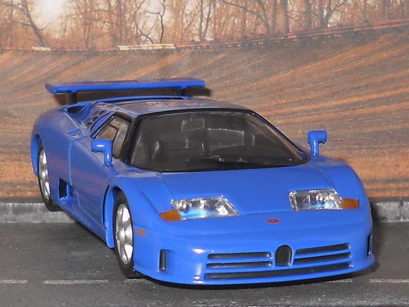 Bugatti EB 110 – 1991