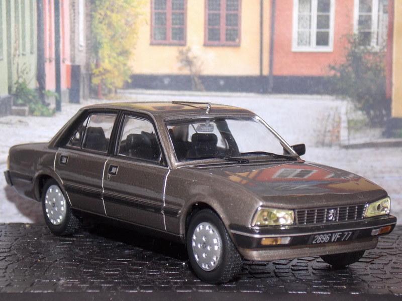 Peugeot 505 GTi - 1984