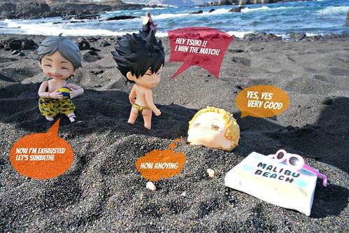 04.Haikyuu in the Beach   by terete1414