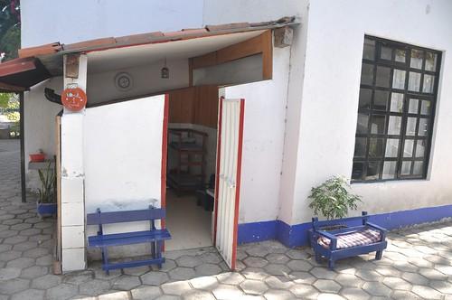 La casita en el Centro Freinet Prometeo