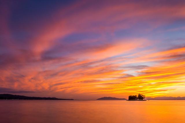 sunset 5529
