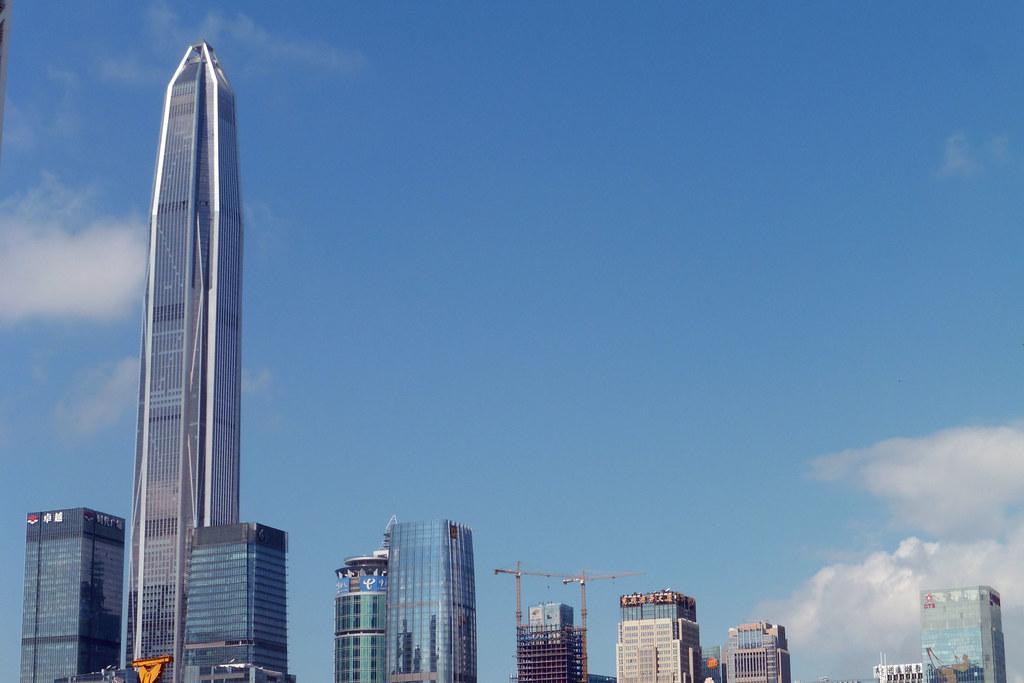 पिंग एक वित्त केंद्र/चीन
