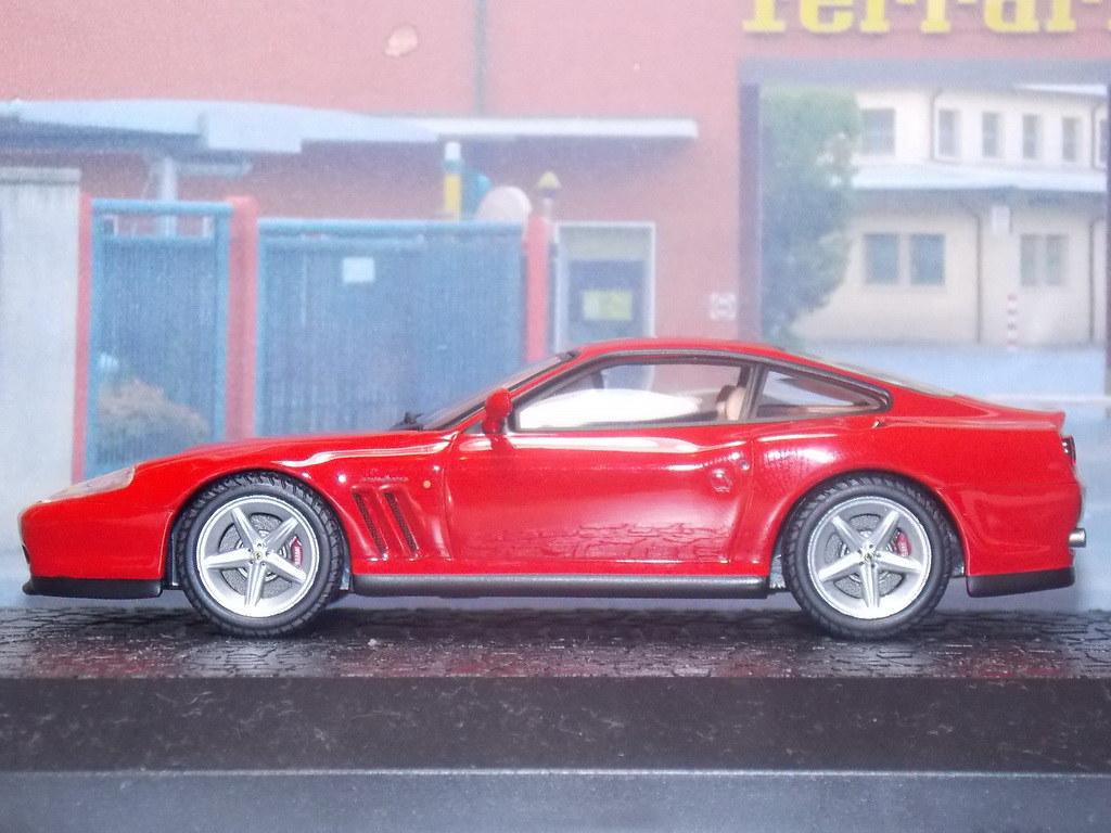 Ferrari 575M Maranello – 2002