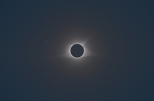 Total eclipse, August 21, 2017 | by wbb4