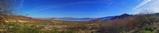 Panoramic View of Lake Mead - Boulder City, NV | by J.L. Ramsaur Photography