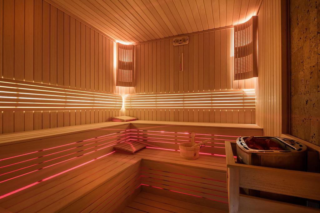 sauna | Acapulco Resort Hotel | Flickr