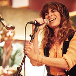 Wed, 06/09/2017 - 7:36am - Nicole Atkins and her band broadcast on WFUV Public Radio from Electric Lady Studios in New York City, 9/6/17. Hosted by Rita Houston. Photo by Gus Philippas/WFUV