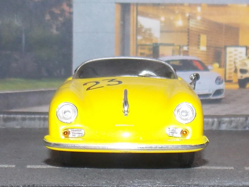 Porsche 356A Speedster – 1955
