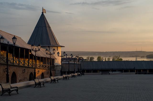 Kremlin of Kazan