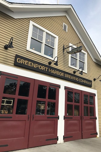 Greenport Harbor Brewing Company   by lulun & kame