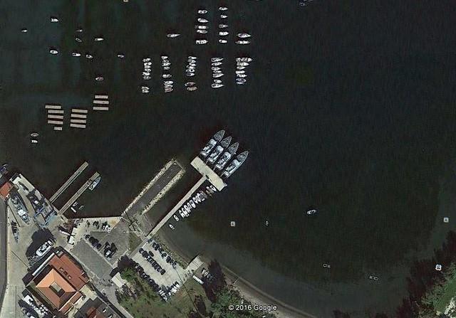 20170816 Vier Geisterchiffe google earth, screenshot