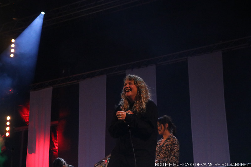 Kate Tempest - Vodafone Paredes de Coura '17