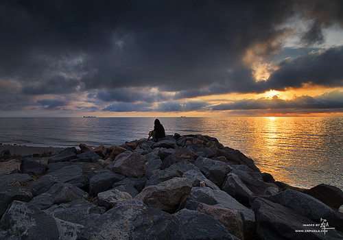 waiting...(Cape Charles, VA) | by Z!@