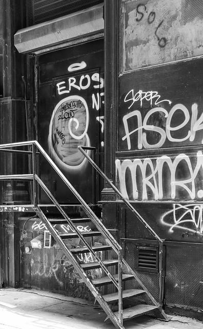 Soho Graffiti